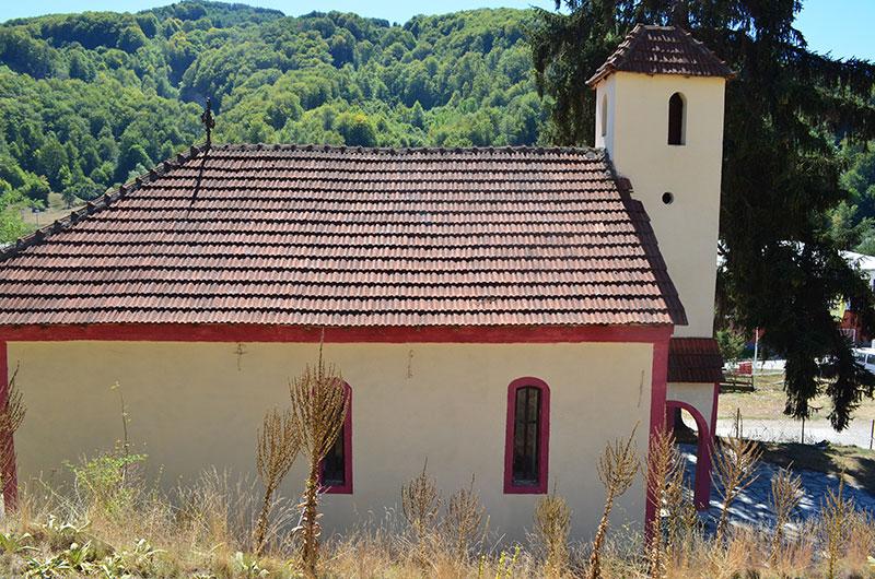 Црква св. пророка Илије у Радовници