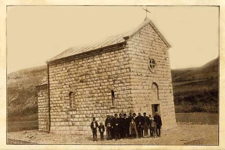Samodreza, crkva