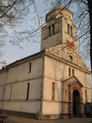 Црква Св. Петке у Великом Орашју