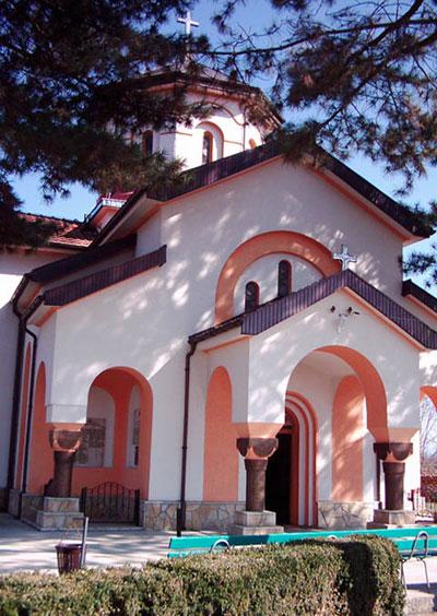 Црква Рођења Пресвете Богородице у Глоговцу
