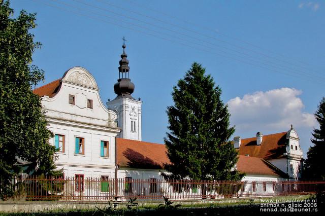 манастир у Бођанима