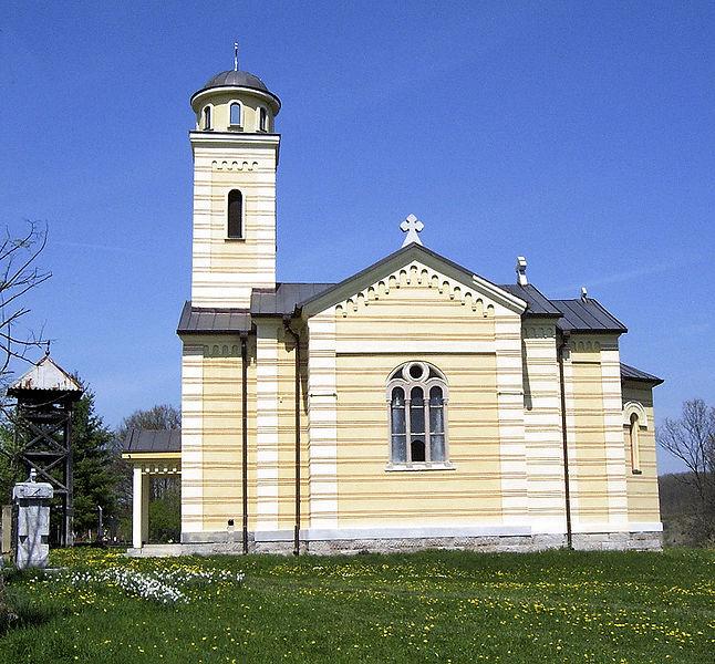 Нова црква у Прањанима