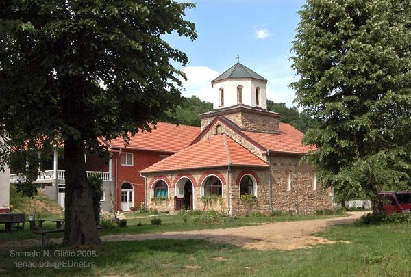 Манастир Радошин