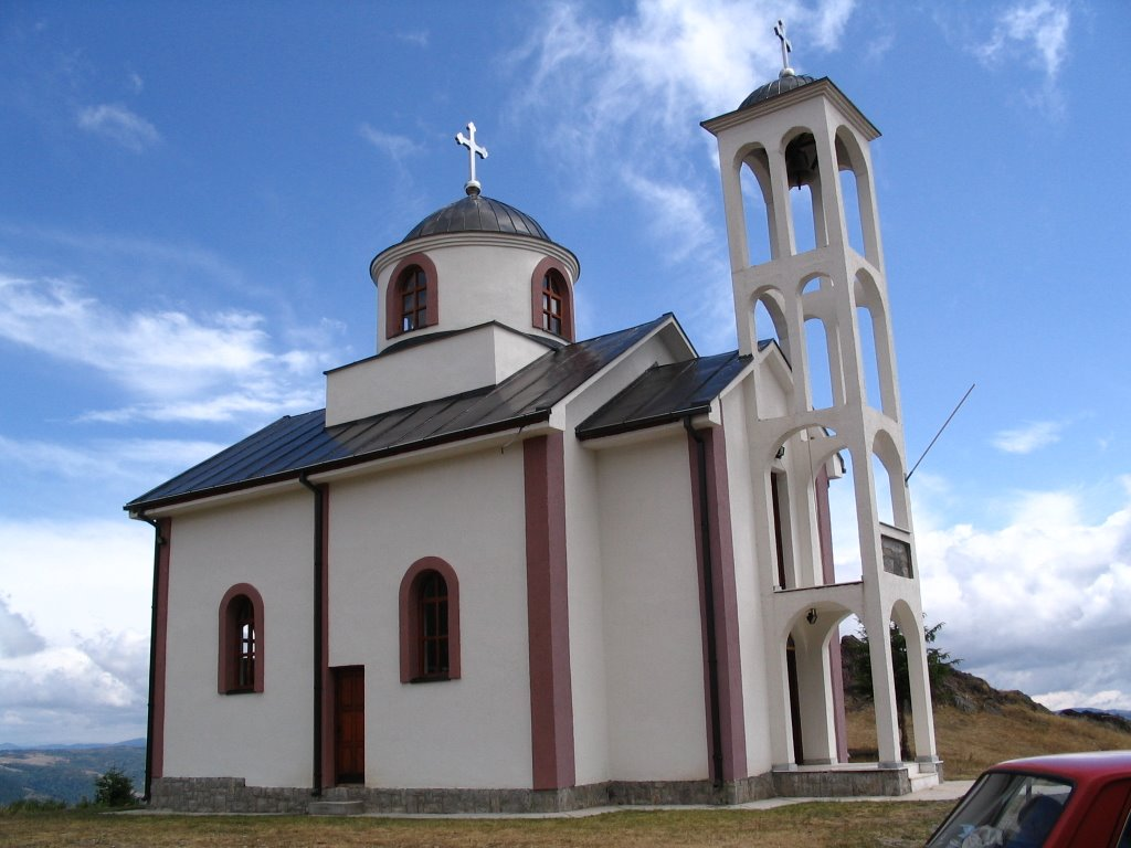 Баре, православна црква