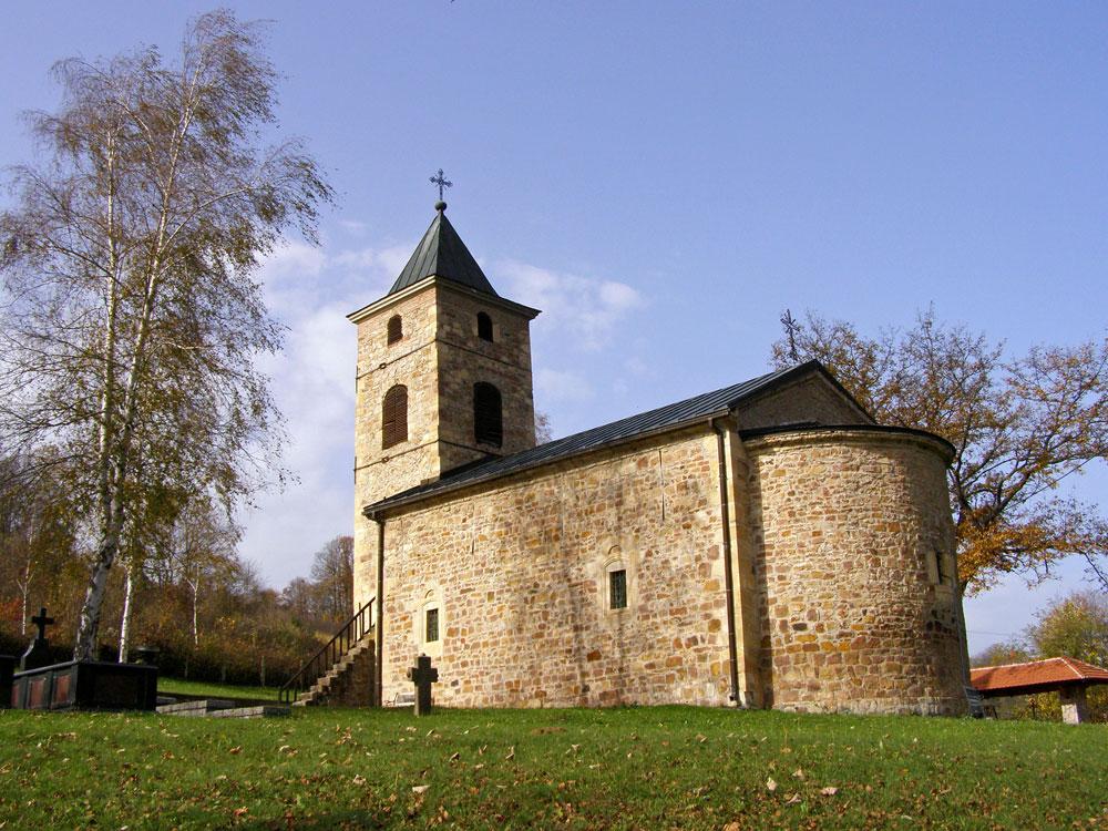 Брусница, црква Св. Николе