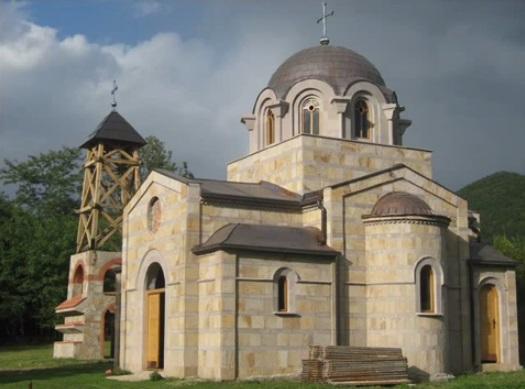 Jablanica, Svetinja