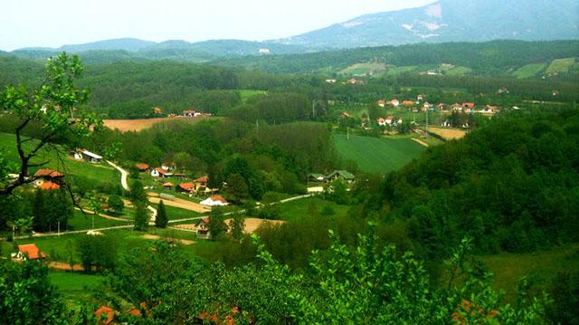 Село Клатичево (фото: Срећко Срећковић)