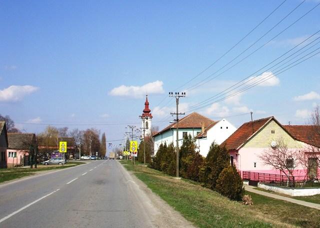 Parage, pravoslavna crkva