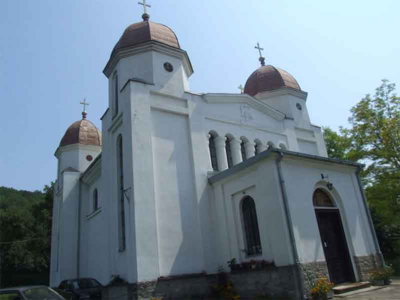Grivac,-crkva