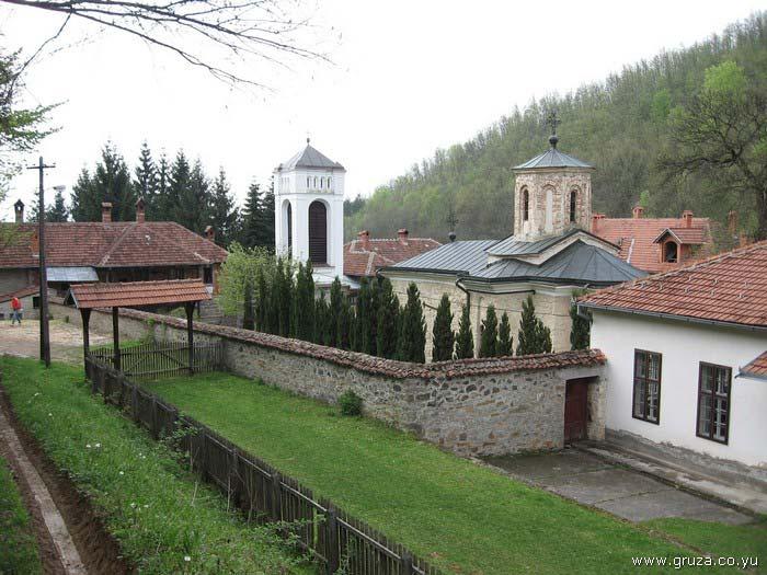 Манастир Каменац, задужбина деспота Стефана Лазаревића, село Честин