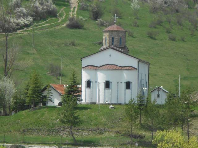 Црква Вазнесења Христовог, Кнежевац, Штаваљ. Фото Томо Илић,