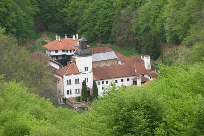 Манастир Враћевшница