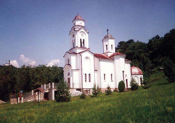 Манастир Свете Петке, фото: www.svpetkastubal.org