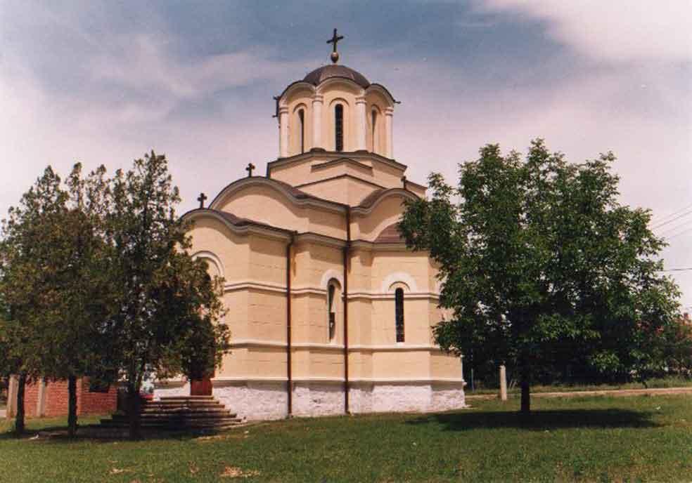 Црква Св. Недеље у Десимировцу