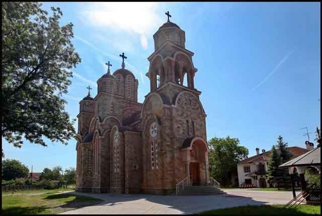 Црква Рођења Пресвете Богородице у Марковцу