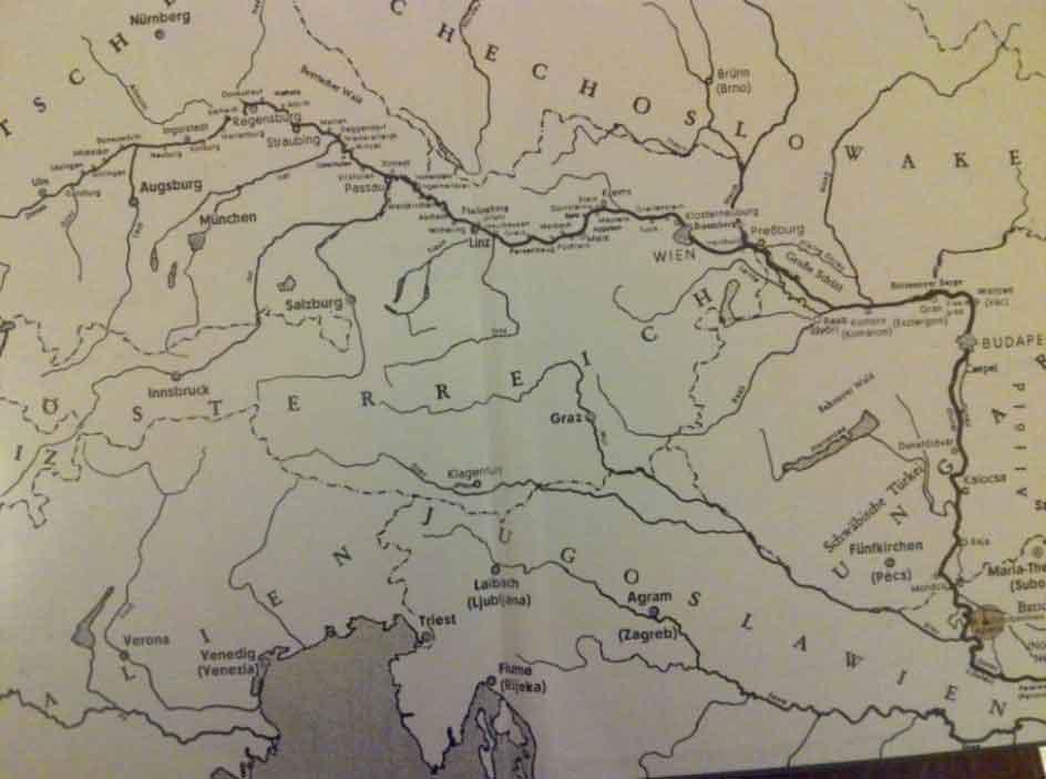 Пут колониста Немаца за Пригревицу 1763. године