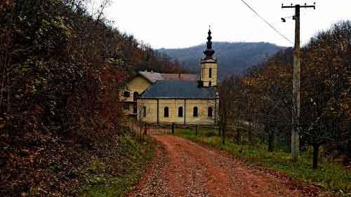 Манастир Св. Јована, Прекопеча
