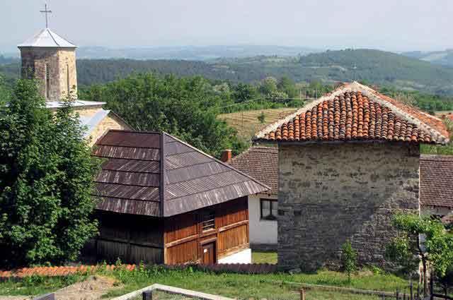 Црква Куманица