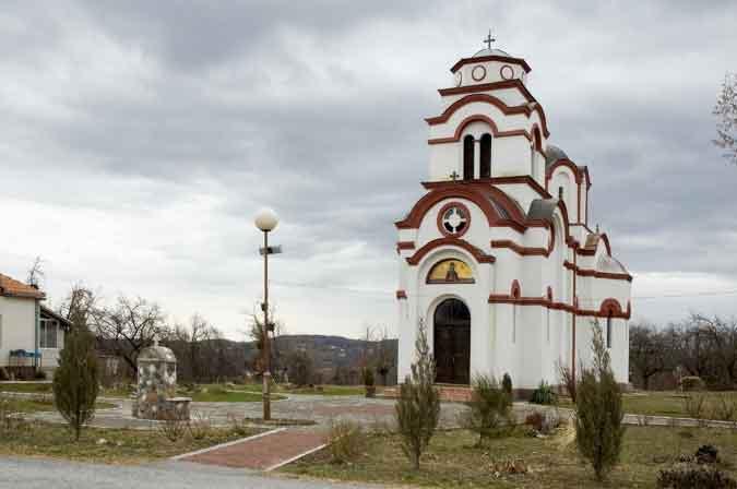 Рогојевац - Црква Свете Петке
