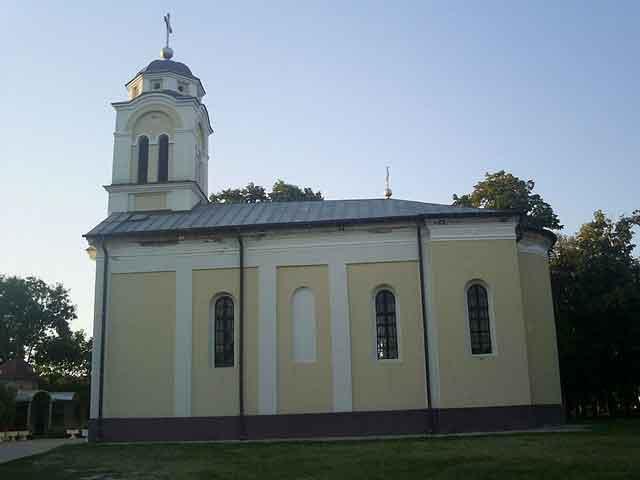 Црква Рођења Пресвете Богородице у Баточини