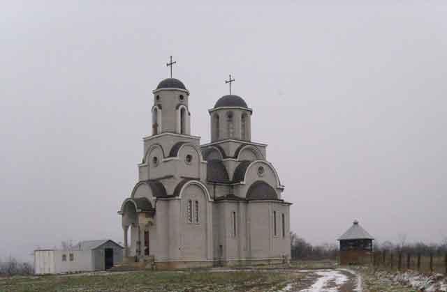 Црква Св. Василија Острошког у Кованлуку