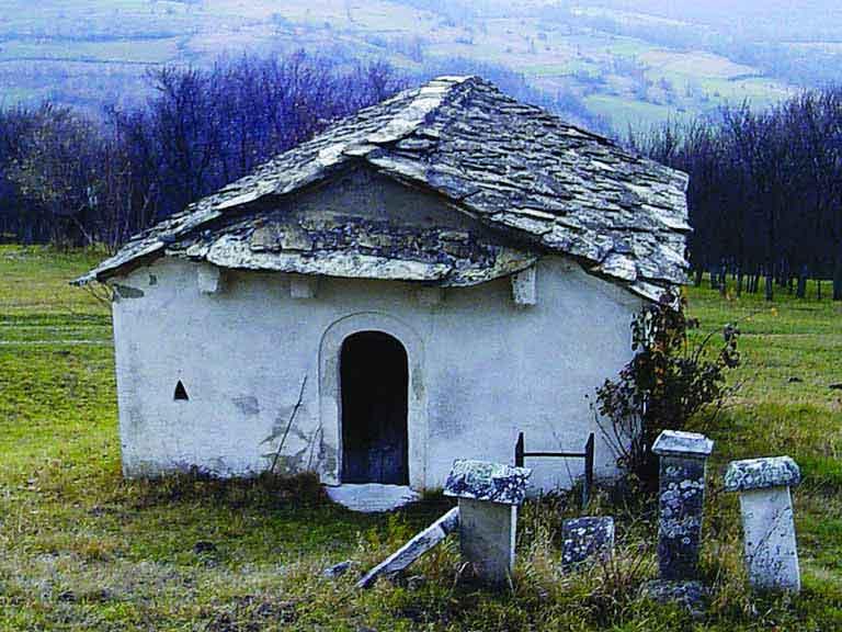 Црква Св. Петра и Павла у селу Биниће