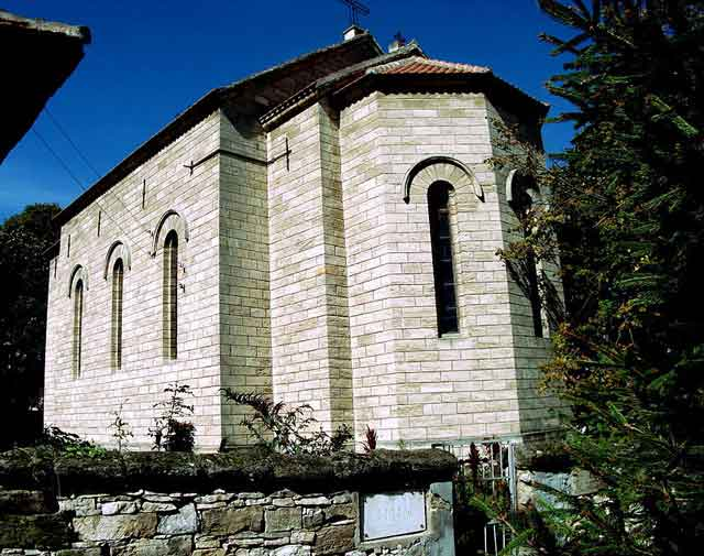 Црква Свих светих у Брусник