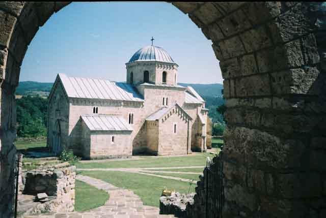 Манастир Градац, фото Слободан Милић Милодан