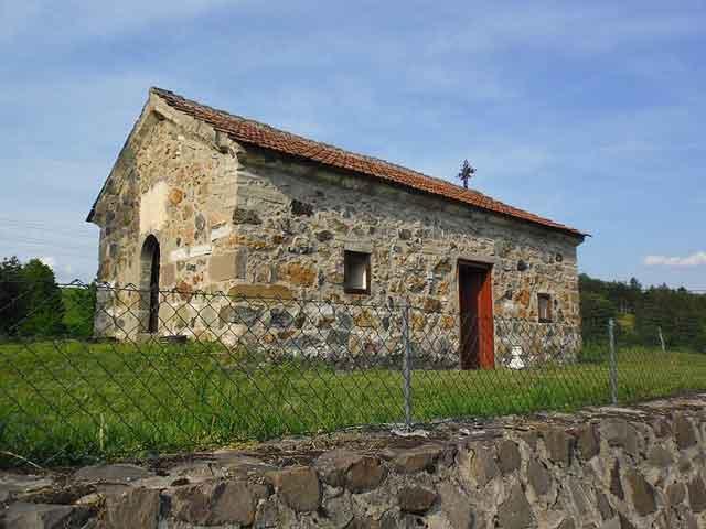 Црква Свете Тројице у Трнави