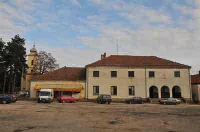 Дом културе у Штубику