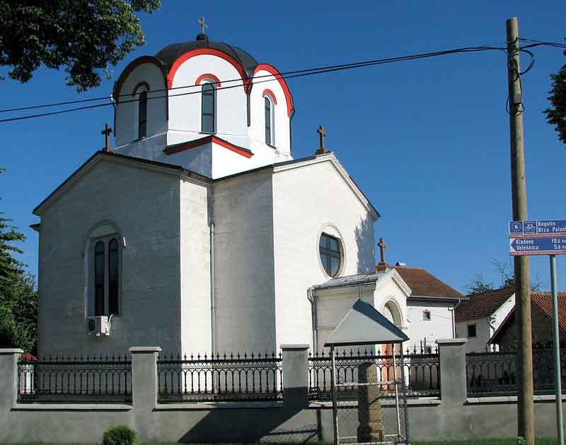 Црква Св. Николе у Грабовици