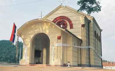 Urovica,-crkva