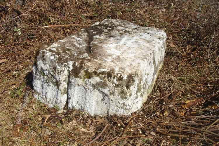 Мрамор на Кланцу, средњевековна некропола