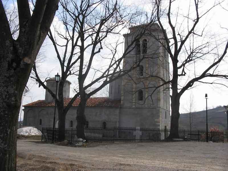 Црква Вазнесења Христовог у Кожетину