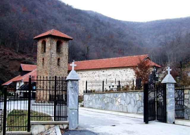 Манастир Дубоки Поток код Придворице