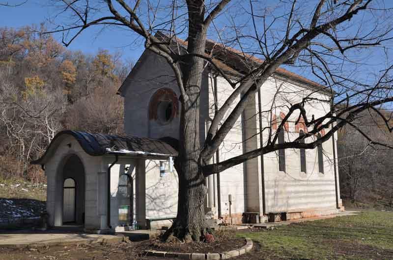 Manastirica-manastir