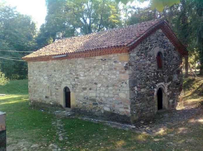 Црква Св. Николе у Врбници
