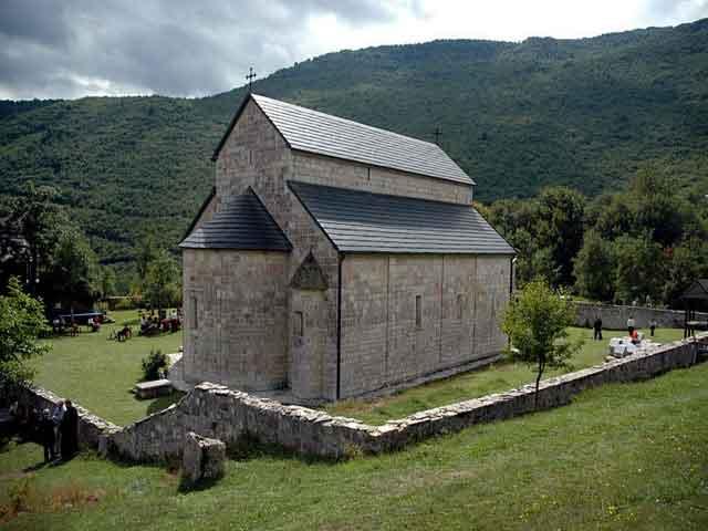 Манастир Пива (Плужине) из 1573. године