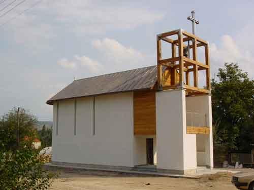 hram Presvete Bogodorice u selu Štipina