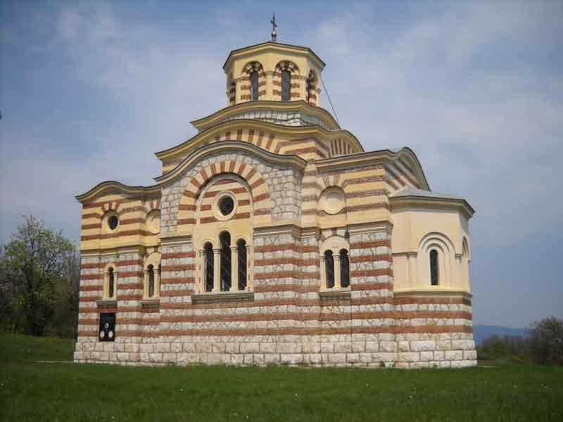 Црква Св. Јоакима и Ане, фото: Андријана Симеуновић (Panoramio)