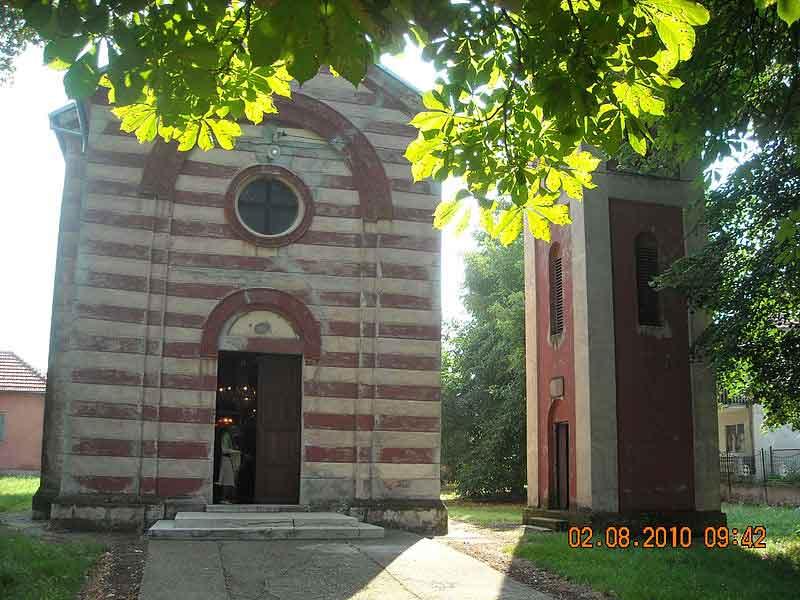 Црква Св. Тројице у Грљану, фото: Пеђомир