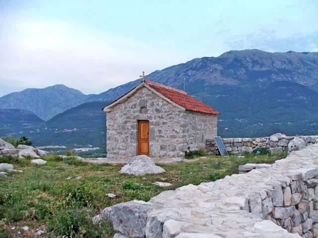 crkva sv djordja ljesevici