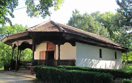Ореовица, црква Успења Богородичиног