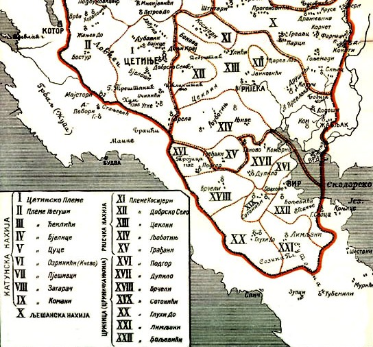 mapa stara CG