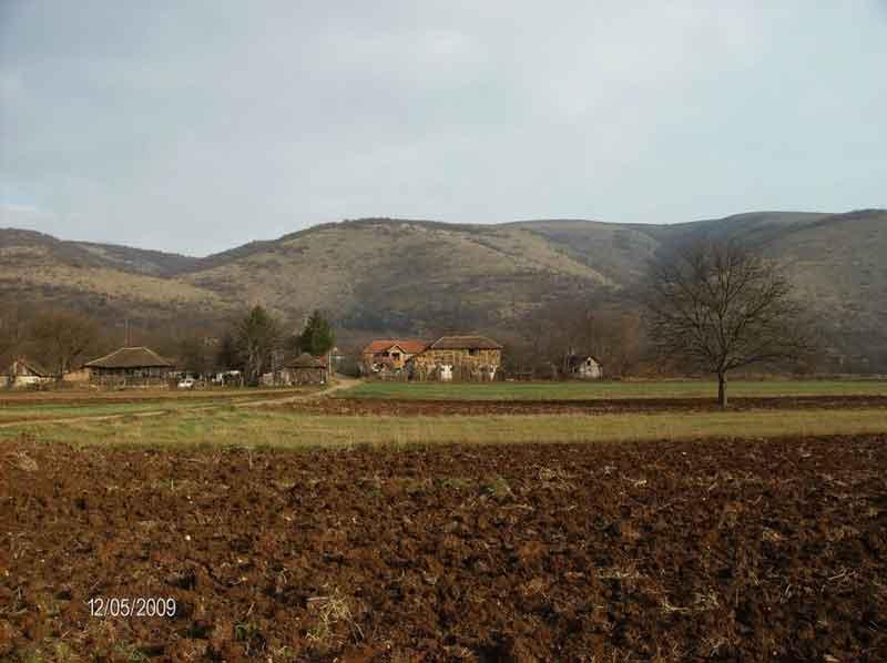 Село Клење, фото Саша Ранчић (Panoramio)