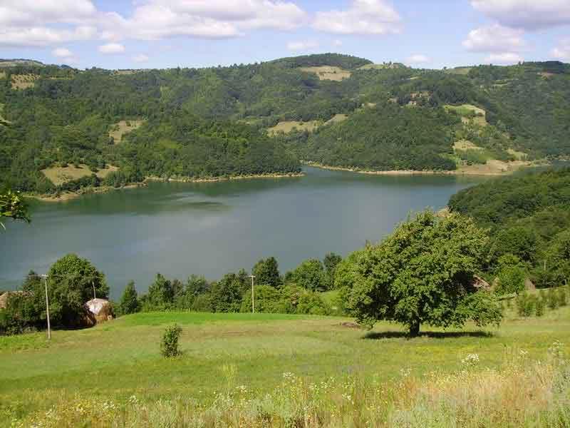 Barje-jezero