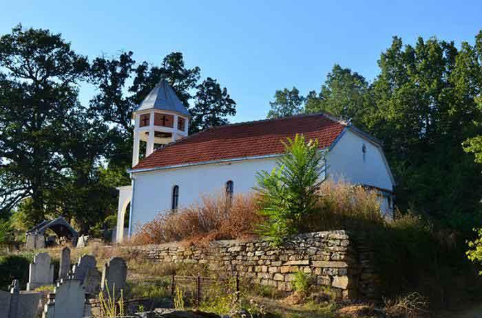 Храм Светог оца Николаја