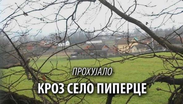 Ново у дигиталној библиотеци: Петар Рајин Васић – Прохујало кроз село Пиперце
