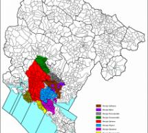 Naselja u vilajetu Crna Gora 1570. godine